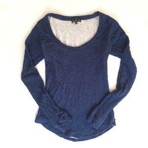 Talula Small Ski/Winter Long Sleeve Shirt